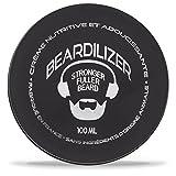 Beardilizer Creme Nutritive et Adoucissante pour la Barbe - 100ml