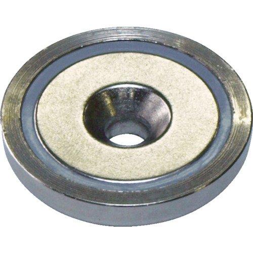マグナ MAGNA マグナ ネオジ磁石プレートキャッチ 皿穴タイプ 1個 1-NCC42RA 1個 448-7494
