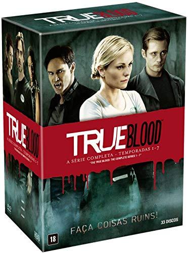 Box True Blood - A Série Completa - 33 Discos