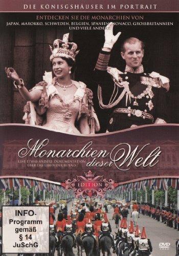 Monarchien dieser Welt - Die etwas andere Dokumentation über das Leben der Royals (DVD) [Alemania]