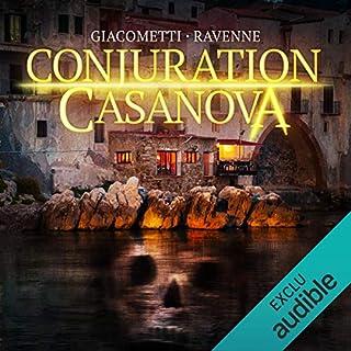 Couverture de Conjuration Casanova