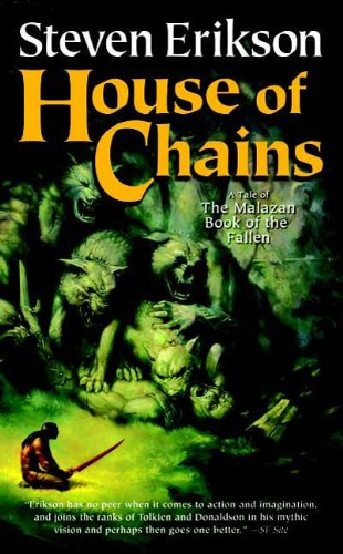 Amazon.com: House of Chains: Book Four of The Malazan Book of the ...