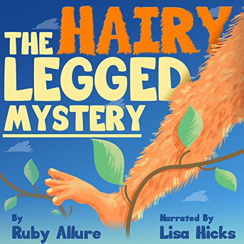 The Hairy Legged Mystery cover art