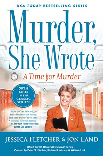 Murder, She Wrote: A Time for Murder (Murder She Wrote Book 50) (English Edition)