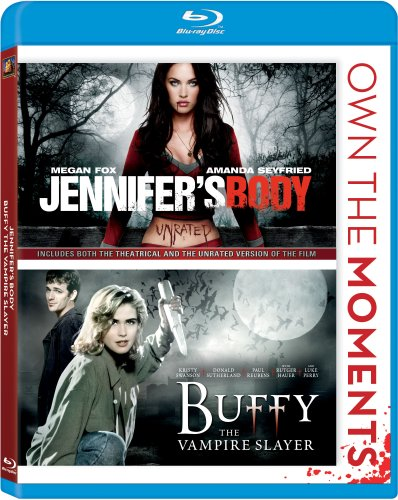 Jennifer's Body / Buffy the Vampire Slayer Double Feature Blu-ray