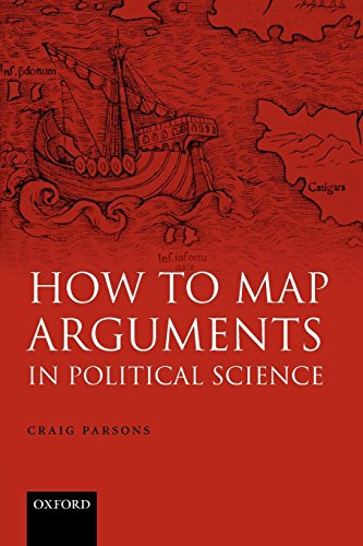 How to Map Arguments in Political Science (Paperback)