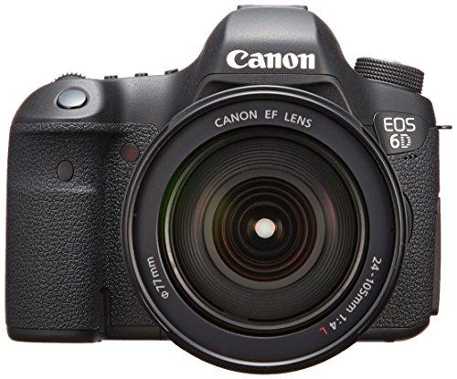 Canon デジタル一眼レフカメラ EOS 6D レンズキット EF24-105mm F4L IS USM付属 EOS6D24105ISLK