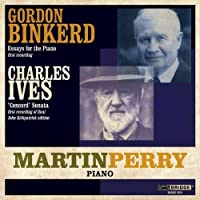 Martin Perry Performs Binkerd & Ives by Martin Perry (2013-05-03)
