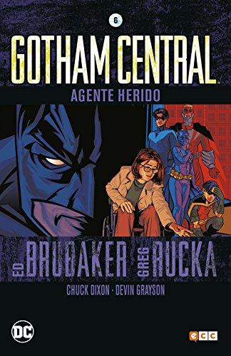 Gotham central 6: Agente herido (Gotham Central (O.C.))
