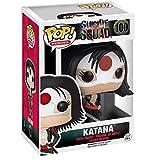 Funko Pop Heroes : Suicide Squad - Katana Figure Gift Vinyl 3.75inch for Villain Heros Movie Fans fo...