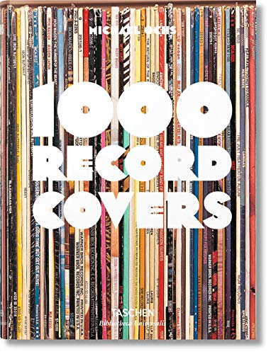 1000 Records Hardcover