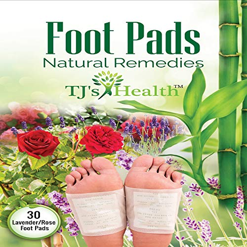 TJ's Health Organic Sleep Foot Pads…