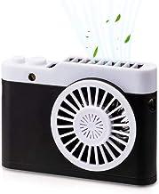 Portable USB-oplaadkabel Mini Fan Camera Vorm oplaadbare Handheld Wearable Fan Sport Outdoor Opknoping Neck Airconditionin...