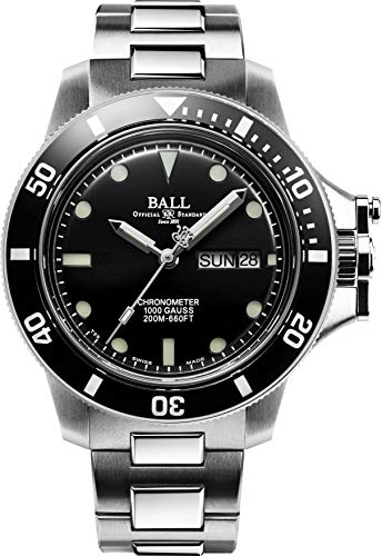 BALLWATCH [ボールウォッチ] [正規品] 腕時計 エンジニアハイドロカーボン オリジナル 黒ベゼル DM2118B-S1...