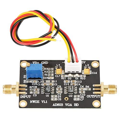 AD603 Amplificador de banda ancha Módulo de control DA Programable AGC Amp 90M Ajustable