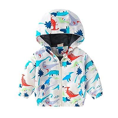 Amazon Promo Code for Girl Boy Spring Fall Windbreaker with Hoods Baby 26082021063625