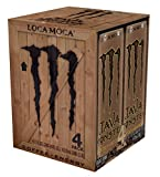 Monster, Java Monster, Loca Moca, 11 Fl Oz (pack of 4)