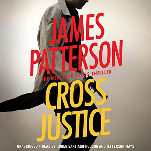 Cross Justice Audiobook By James Patterson cover art
