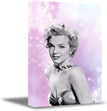"""Funny Ugly Christmas Sweater Marilyn Monroe Poster Monroe Canvas Decor Marilyn Monroe Photo Art Home Decor Gifts 8"""" x 12"""""""