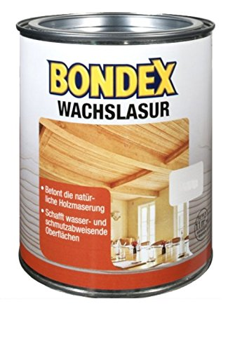 Bondex Wachslasur Farblos 0,75 l - 352671