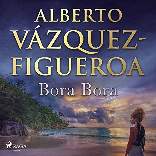 Diseño de la portada del título Bora Bora