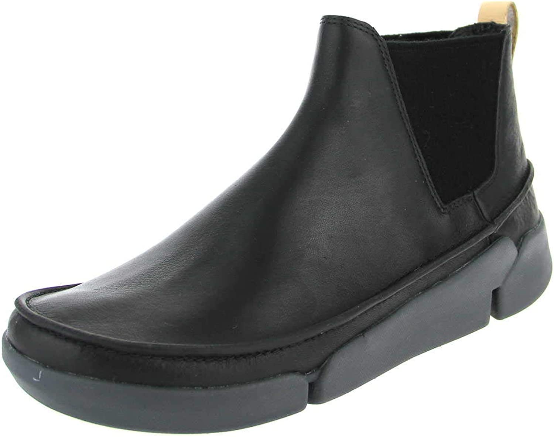 Clarks Stivaletti per Donna 26135336 Tri Poppy nero Leather