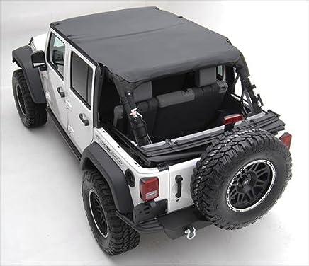 Jeep Bimini Top >> Amazon Com Bikini Jeep Brief Tops Tops Roofs Automotive