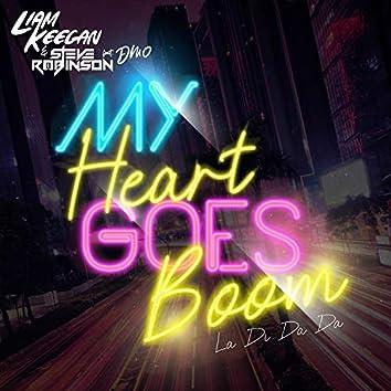 My Heart Goes Boom (La Di Da Da) [Radio Edit]
