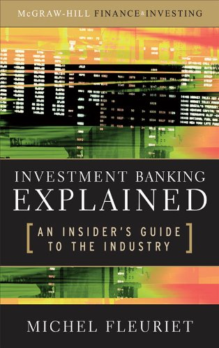 Investment banking explained michel fleuriet download union investment fonds entwicklungsroman