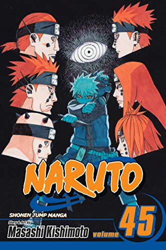 Naruto, Volume 45: Battlefied, Konoha