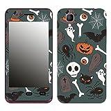 Disagu SF-106204_1212 Design Folie für Wiko Sunset - Motiv Halloweenmuster 04