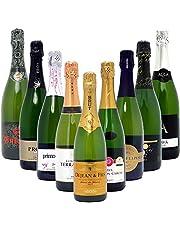 【父の日】シャンパン製法の泡や金賞酒赤セットがお買い得