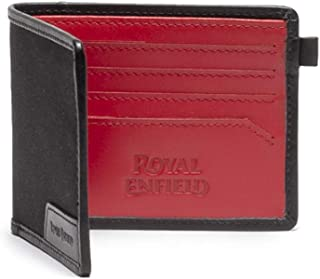 Royal Enfield Techno L Wallet Black (RLCWAL000004)