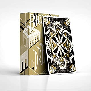 Bicycle Dream Deck Playing Cards; Gold Edition Model: