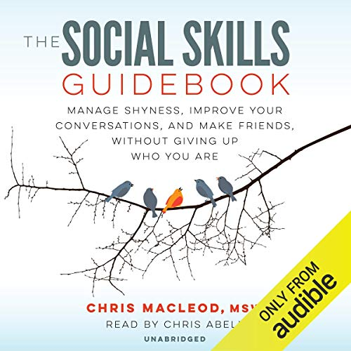The Social Skills Guidebook cover art