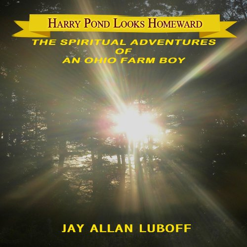 Harry Pond Looks Homeward audiobook cover art