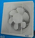 Gran–Aireador en pared techo Extractor de aire ventilación cocina 33,5x 33,5cm