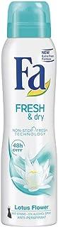 Fa Fresh And Dry Spray, 150 ml