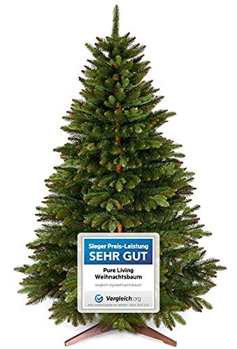 Pure Living - Árbol de Navidad artificial (220 cm)