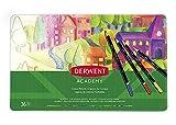 Derwent 2300225 - Lápices de colores (Paquete de 36)