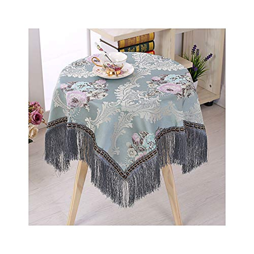 Proud Rose Hotel Round Tablecloths Cover Towel Decoration Desk Cloth Customize,Style 5,130X180Cm
