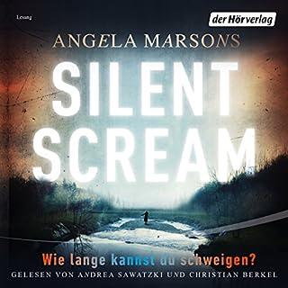 Silent Scream: Wie lange kannst du schweigen? (Kim Stone 1) Titelbild