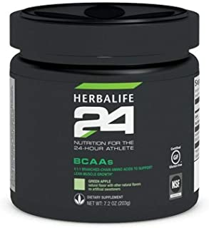 Herbalife 24 BCAAs 203g - Green Apple