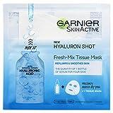 Garnier Garnier Fresh-Mix - Máscara de chupito con ácido hialurónico 33 g x 33 cm