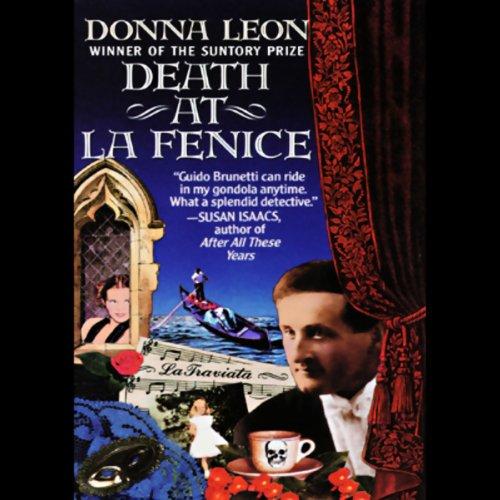 Death at La Fenice cover art