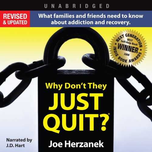 Why Don't They Just Quit? audiobook cover art