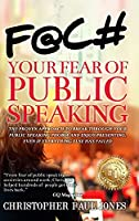 Face Your Fear of Public Speaking
