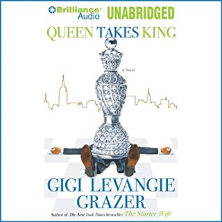 Queen Takes King audiobook cover art