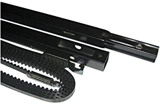 Chamberlain Group G8808CB-P Chamberlain 8808CB 8-Foot, Compatible Whisper Drive Plus Models, Includes Replacement Belt Garage Door Opener 8 Ft Rail Extension Kit (Renewed)