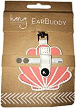 Hang Accessories EarBuddy Earbud Organizing Keychain (Shell)